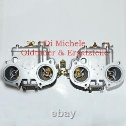 2x 40 Dcoe 128/129, Weber Carburator, Alfa Romeo Alfetta Giulia Gt 1600