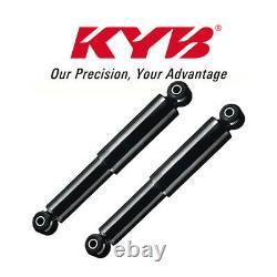 343328 Kyb Amortizers Audi A2 (8z0) 1.4 Tdi 90 HP 66 Kw 1422 CC 11.200308