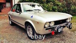 4 Wheels Fiat 124 128 Cromodora Cd66 Race 7x13 4x98 Felgen Wheels Wheels