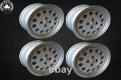 4x Alloy Rim A1 Style 7x15 Et25 For Alfa Romeo Alfetta, 33.75, 90,155
