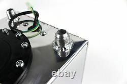 9 Litre Motorsport Fuel Tank Aluminium Race At Dash Edge Cell