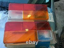 Alfa Romeo Alfetta 1800 2000 Rear Lights Altissimo 294536 294537 New Old Stock