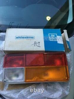 Alfa Romeo Alfetta 1800 2000 Rear Lights Altissimo 294536 New Old Stock