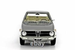 Alfa Romeo Alfetta 1.6 1975 Silver Laudoracing Lm097-3 1/18 Resine 150 Pc