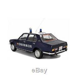 Alfa Romeo Alfetta 1.8 Carabinieri 1973 Laudoracing Lm099-1 118 Miniature