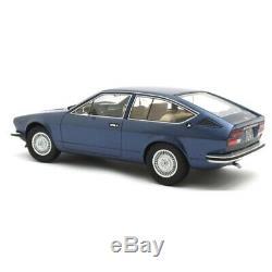 Alfa Romeo Alfetta Gt 1975 Blue Metallic 1/18 Cml083-2 Cult Models