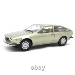 Alfa Romeo Alfetta Gt 1975 Green Metallic 1/18 Cml083-1 Cult Models