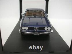 Alfa Romeo Alfetta Gt 1975 Metallic Blue 1/18 Cult Scale Models Cml083-2 Nine