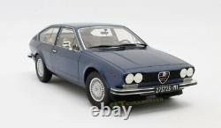 Alfa Romeo Alfetta Gt Bleue 1975 Miniature 1/18 Cult Models Cml083-2