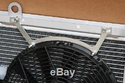 Alfa Romeo Alfetta Gtv6 Fan Kit Cooling Fan Set