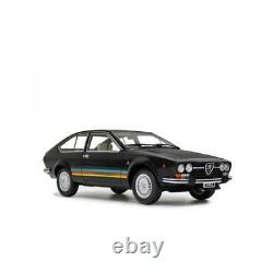 Alfa Romeo Alfetta Gtv 2000 Turbodelta 1979 Nero Black Laudoracing 118 Lm130c3