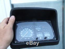 Alfa Romeo Alfetta Gtv Speed meter Instrument Jaeger Table Edge Car