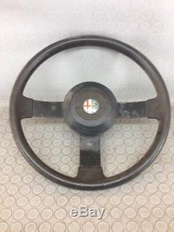 Alfa Romeo Alfetta Steering