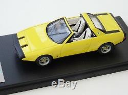 Chestnut Models. 1/43. Alfa Romeo Alfetta Spider. Concept. Pininfarina 1972