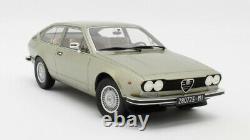 Cult Models Cltl083-1 Alfa Romeo Alfetta Gt Green 1975 1/18