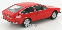 Cult-scale Models 1/18 Alfa Romeo Alfetta Gt 1.8 1974 Alfa Red Cml083-3