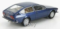 Cult-scale Models 1/18 Alfa Romeo Alfetta Gt 1.8 1974 Blue Met Cml083-2