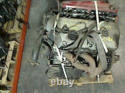 Engine Ar01646 Alfa Romeo Alfetta Cup 2.5i 12v V6 /r14269740