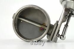 Exhaust Gas Flip Closed Depressurization Sport Exhaust 71mm 2,75