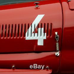 Exoto 1 / 18- Alfa Romeo Alfetta 159 A # 4 Giuseppe Farina, Winner Gp Belgium 1951