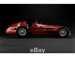 Exoto 1/18 Alfa Romeo Alfetta 159 A # 4 -giuseppe Farina -winner Belgium Gp 1951