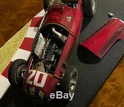 Exoto Xs 118 1951 Race Eroded Alfa Romeo Alfetta 159 M # Gpc97240bflp