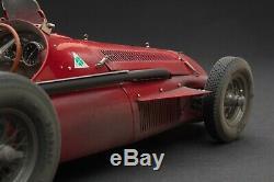 Exoto Xs 118 1951 Race Patina Alfa Romeo 159 Alfetta 1st Belgian Gp