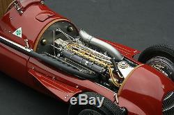 Exoto Xs 118 Diorama'51 Alfa Romeo Alfetta 159 Nino Farina # Gpc97241e