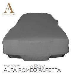 From Tarpaulin Protection Compatible With Alfa Romeo Alfetta For Interior Gray