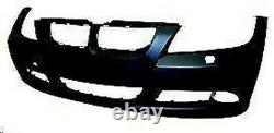 Front Bumper For Bmw Serie 3 E90 E91 2005 Au 2008 With Trous Lavafaro