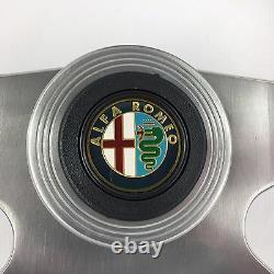 Genuine Atiwe Wood Rims Direction Wheel Alfa Romeo Alfetta Giulietta From 8a