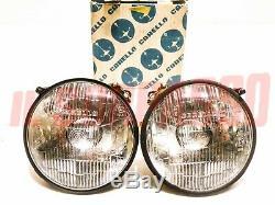 Groups Optics Lights Headlights Alfa Romeo Giulia Super Nine Alfetta Gtv Trailer