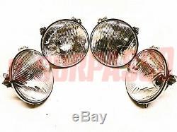 Groups Optics Lights Headlights Siem Iodine Alfa Romeo Giulia Super Nine Alfetta Gtv