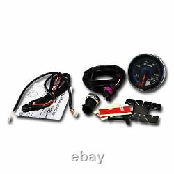 Igauge 256c 60mm Oil Pressure 256 In Distance Colors Show Oil