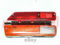 Left Rear Light Alfa Romeo Alfetta Gtv Original Carello