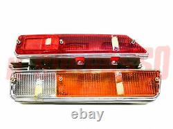 Lighthouse Rear Law Side Alfa Romeo Alfetta Gt Original Carello