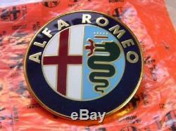 Logo Alfa Romeo Alfetta South Sprint Gtv Nuova Gtv6 33 75 90 145 146 155 156 164