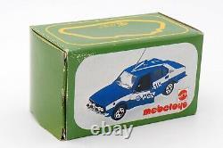 Mebetoys Mattel 1/43 Alfa Romeo Alfetta Polizia #a-83 With His Box