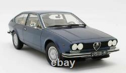 Miniature Auto Car 118 Cult Alfa Romeo Alfetta Gt Model Static Diecast