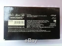 Minichamps 1/43 Alfetta Gtv 6 2.5 L 1983 James Bond Octopussy N ° 436 120141