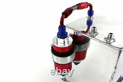 Motorsport Fuel Tank Type 40 Zwischentank Drive Swirl Pot Jdm