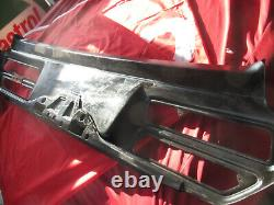 Original Alfa Romeo Alfetta Gt Gtv Cut Rear Plate Finishing Plate