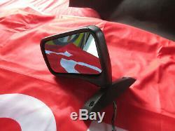Original Alfa Romeo Alfetta Gt Gtv Gtv6 Mirror Left Vita Loni Top State