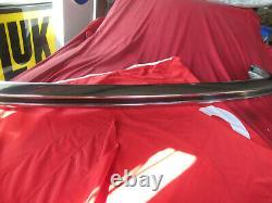 Original Alfa Romeo Alfetta Gt Gtv Pare-chocs Back New