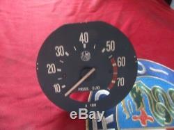 Original Alfa Romeo Alfetta Tachometer 11655640100101 New