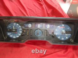 Original Alfa Romeo Alfetta Tachometer / Counter Full Speed