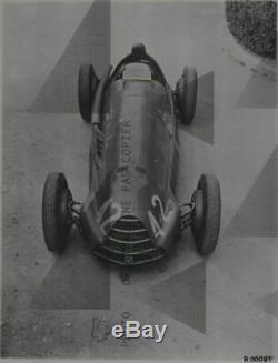 Photo Foto Press Original Alfa Romeo 158 Alfetta No Brochure Prospekt