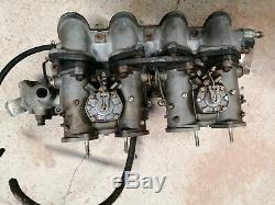 Pipe Admission + Carburettors Solex Alfa Romeo Alfetta Giulietta Gtv 2000 116