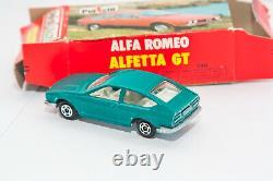 Polistil Alfa Romeo Alfetta Gt Rj 48 No Politoys No Mebetoys No Ediltoys
