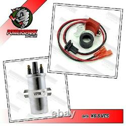 Powerspark Electronic Ignition Kit For 1pc R/h With Viper Sports Dry Resin